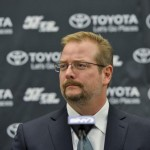GM Mike Maccagnan spent big to address his team's offseason needs.