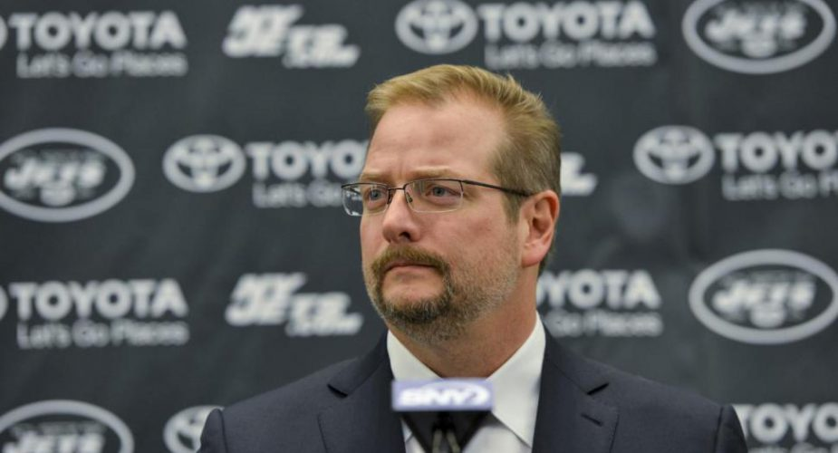 Biggest Takeaways From Mike Maccagnan's Pre-Draft Comments