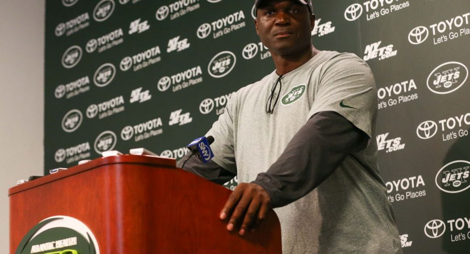 Todd Bowles Fired;  Maccagnan To Return