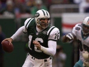 Testeverde and the Jets went 10-6 in Edwards' rookie season as a head coach.