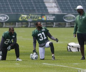 8/16 New York Jets Camp Notes