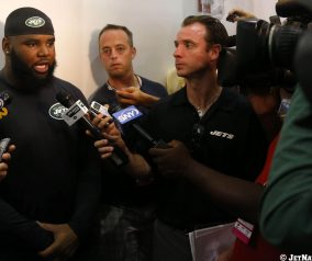Sheldon Richardson Pleads Not Guilty