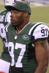 Jets linebackers will try to limit the damage Tyrod Taylor can do with his legs.
