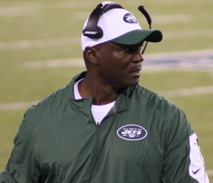 Once a member of the Eagles staff, Todd Bowles looks to take on the much maligned Chip Kelly's struggling offense.