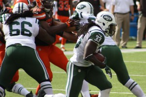 A healthy dose of Chris Ivory can go a long way in keeping the Colts offense off the field.