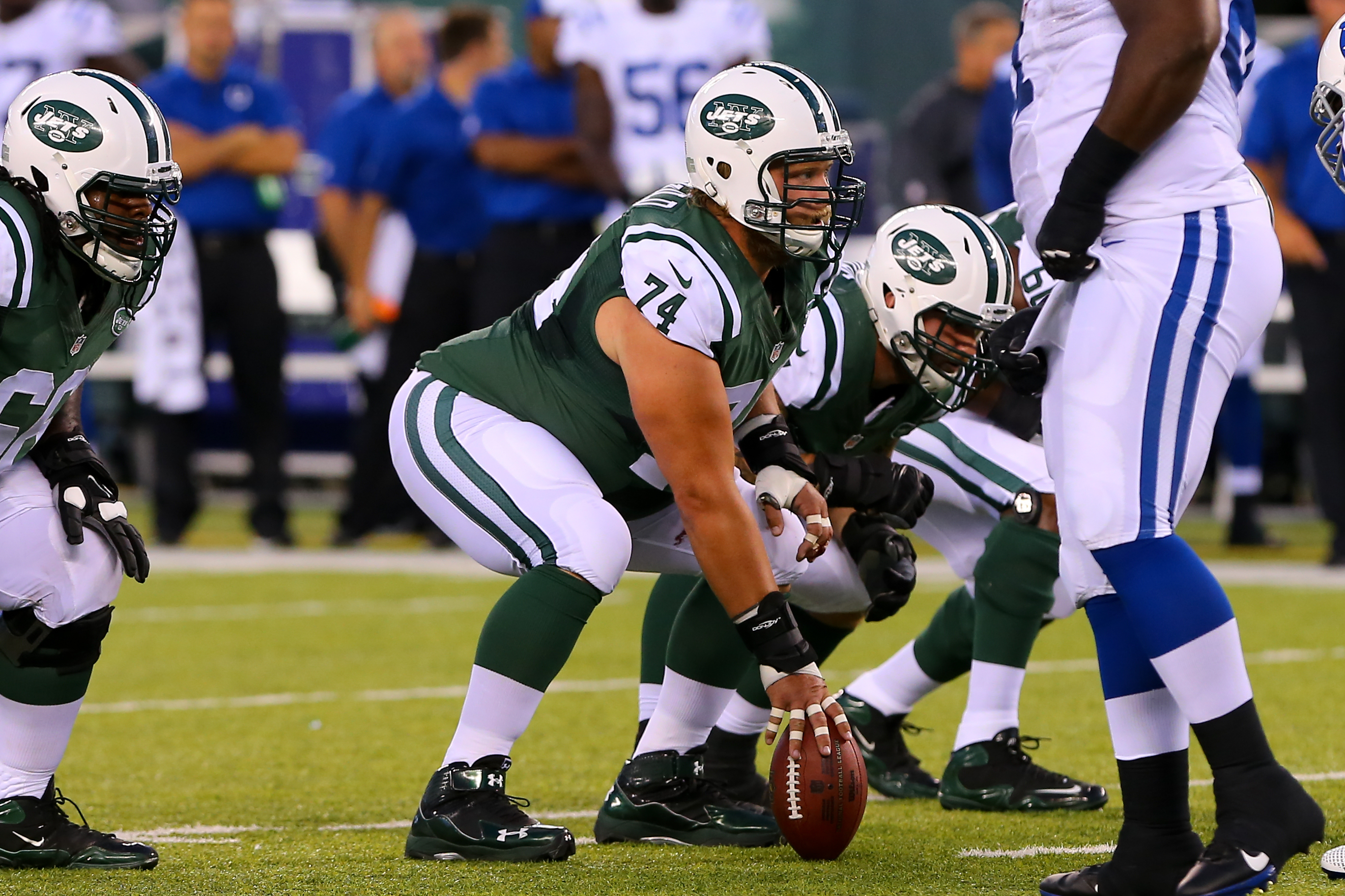 Jets Release Nick Mangold