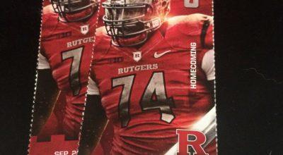 Win Rutgers Tickets (vs Kansas Jayhawks)
