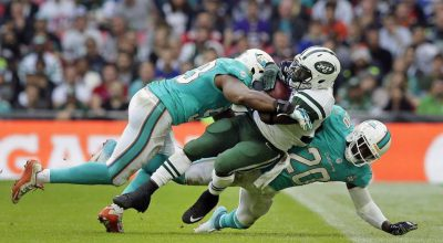 The New York Jets vs The Miami Dolphins: Short Game Day Video