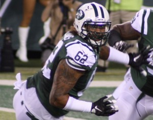 Leonard WIlliams' strong rookie season makes Wilkerson more expendable.