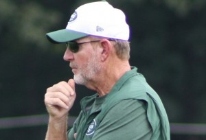 Offensive Coordinator Chan Gailey has found ways to maximize Marshall's ability.