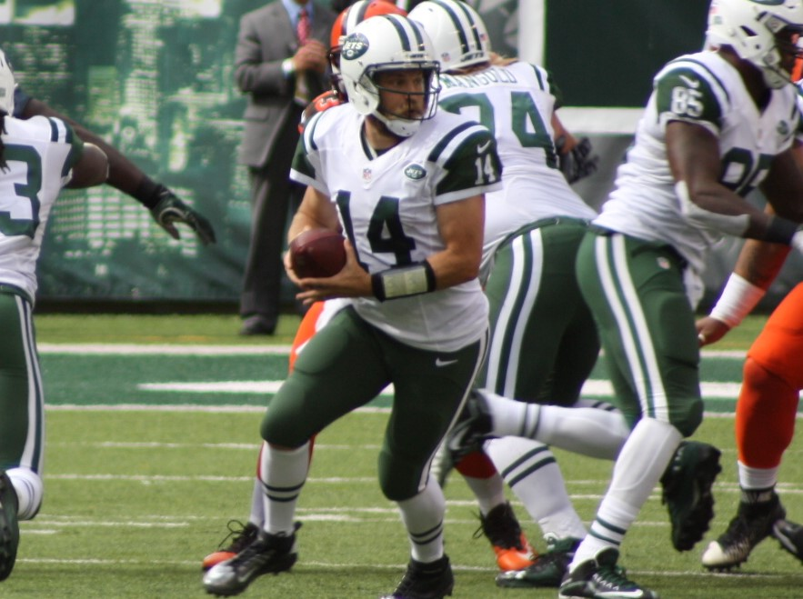 Fitzpatrick, Jets Fans Wait for Third Option to Emerge