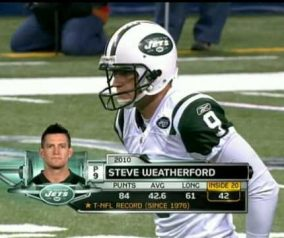 Jets Set to add Weatherford