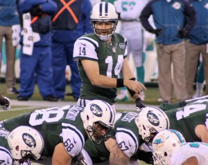 Ryan Fitzpatrick engineered another fourth quarter comeback, getting the Jets to 9-5.