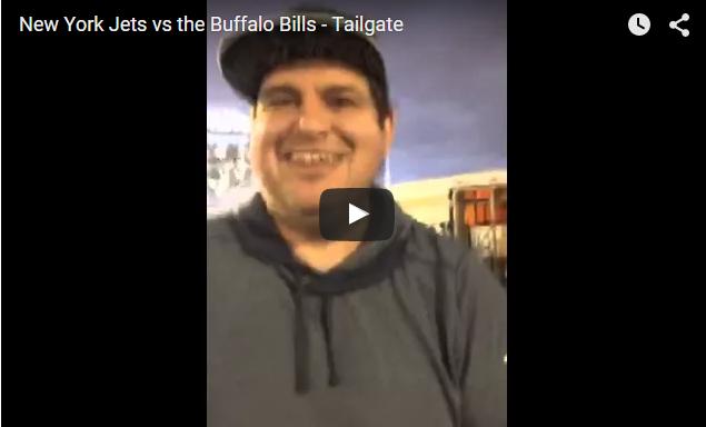 New York Jets vs the Buffalo Bills – Tailgate