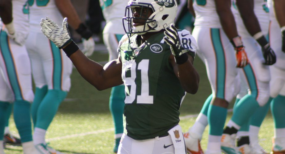 With Smith Sidelined, is Enunwa new Jets Deep Threat?