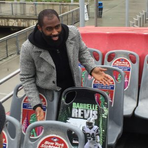Revis Ride To Fame