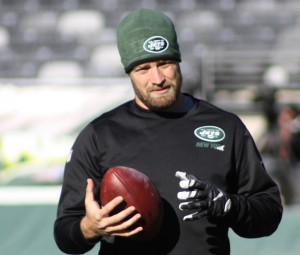 Ryan Fitzpatrick threw 5 touchdowns without an interception against the Patriots in 2016.