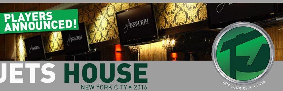 Jets House New York City 2016