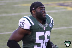 Demario Davis has made few impact plays in four seasons with the Jets.