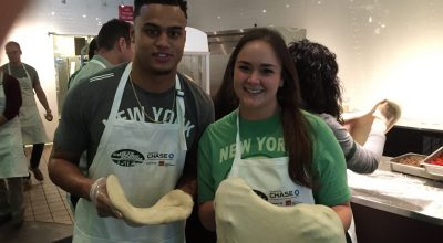 JetNation Cooks With The Best Of Them With ICE At MetLife Stadium