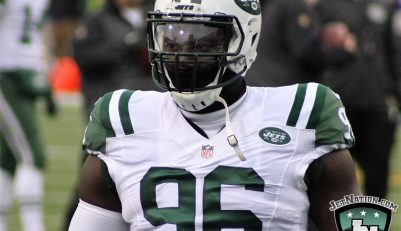 No Mo; Bowles Deactivates Wilkerson, DE Will not Make Trip to New Orleans