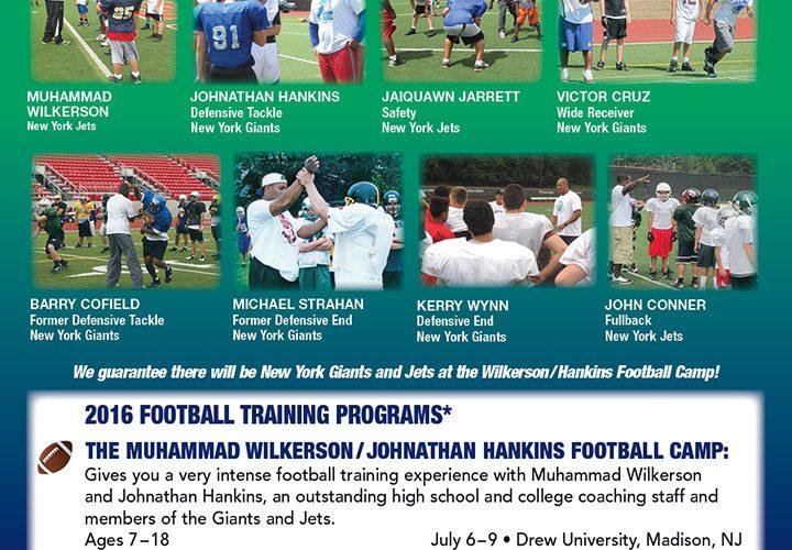 Muhammad Wilkerson Football Camp