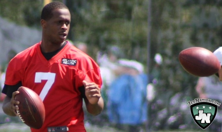 """Report: Jets Have """"little or no faith"""" in Geno Smith"""