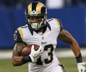 Jets Host Former Rams, Ravens WR Chris Givens