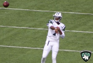Geno Smith appeared in just one game last season.