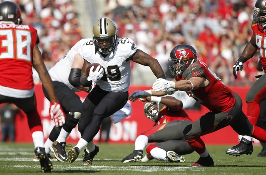 Jets Sign RB Khiry Robinson