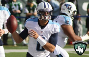 Oregon product Marcus Mariota impressed as a rookie.