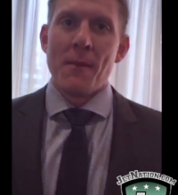 Nick Folk Interview At The 23rd Annual Gridiron Gala With The United Way