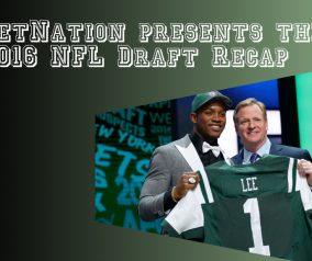 2016 NFL NY Jets Draft Recap