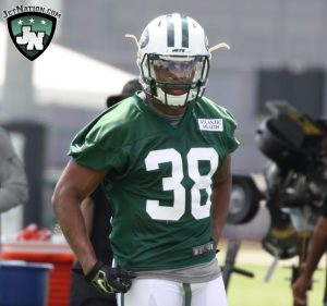 Burris has been shaky this preseason, but has earned an extended look from Jets coaches.