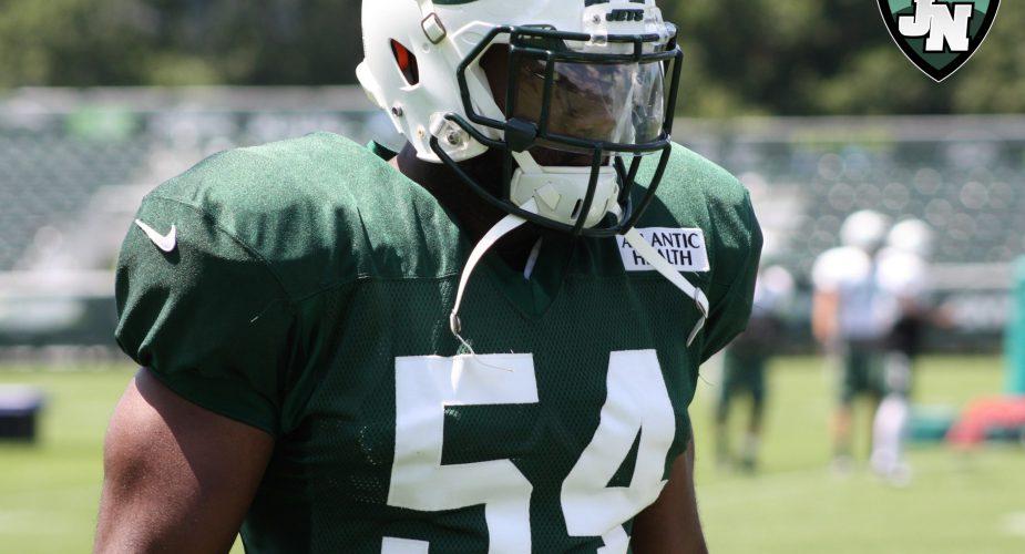 Jets Re-Sign LB Bruce Carter