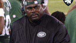 Pepper gets Salty; D-Line Coach Snubs Jets Scribes