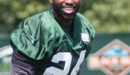 Revis Retires; Former Jet Will Wait for Call From Canton