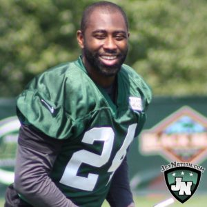 "Revis brushed off yesterdays confrontation with Marshall, calling it ""good"" for Jets."