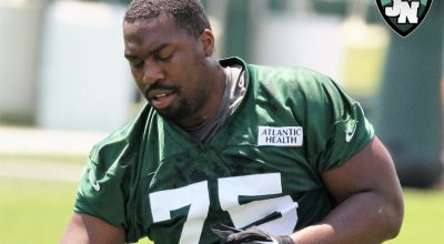 Jets' Shelby Harris Searching for Sacks and Stability