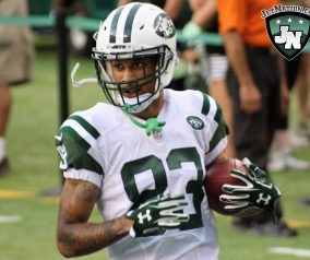 Report: Jets Receiver Robby Anderson Arrested in Florida