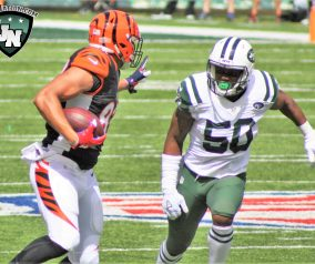 Darron Lee Out; Mangold, Clady Questionable