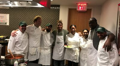 JetNation Joins The Bacon Bonanza At The Institute of Culinary Education