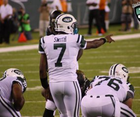 Jets Make it Official, Geno to IR; Taiwan Jones Returns