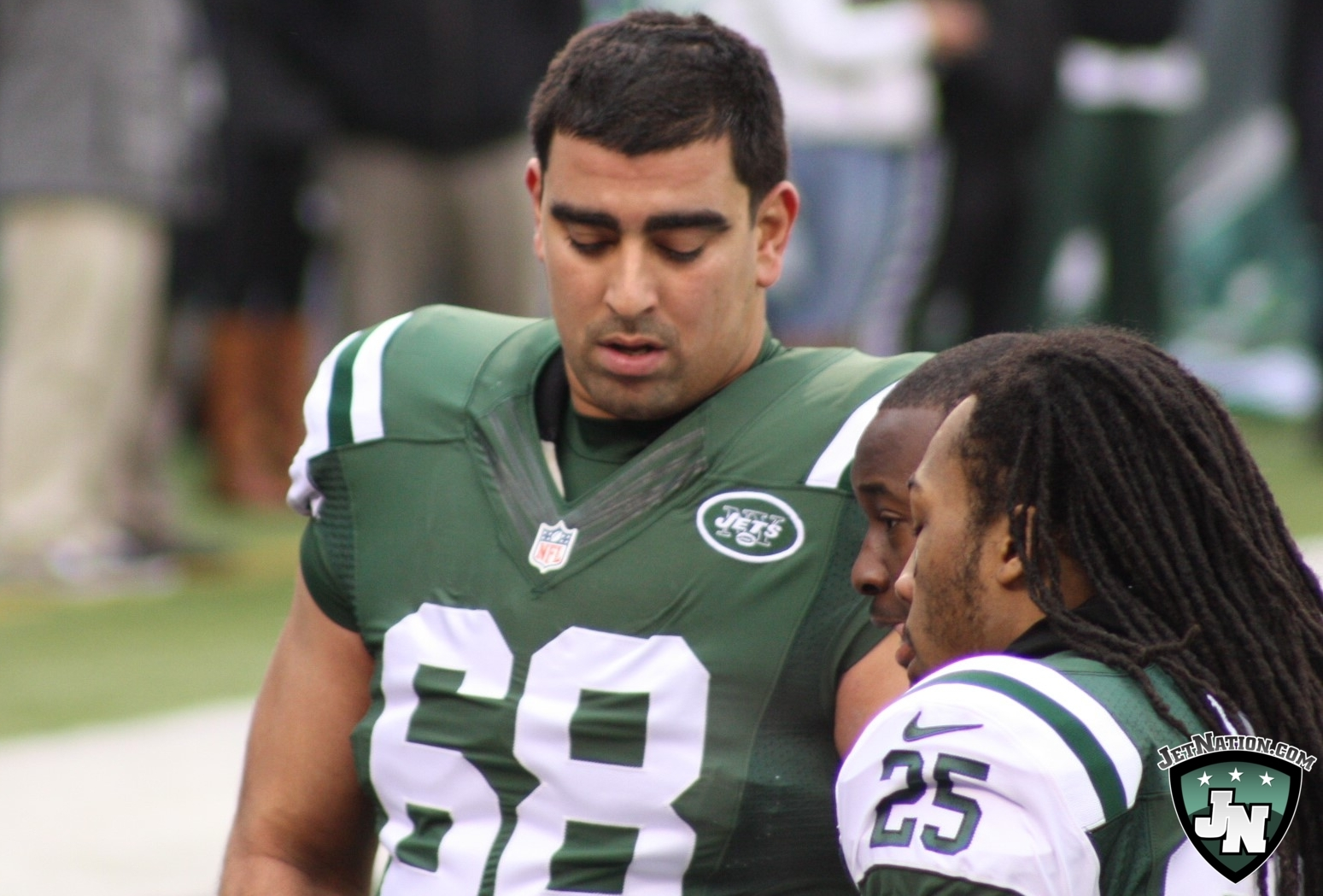 Jets Activate Giacomini From PUP List