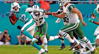 Dolphins Best Jets, 27-23