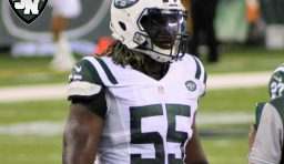 Assault Charges Against Jets' Mauldin Dropped