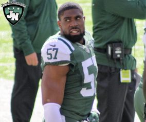 Former Jet Victor Ochi Among Camp Tryout Players