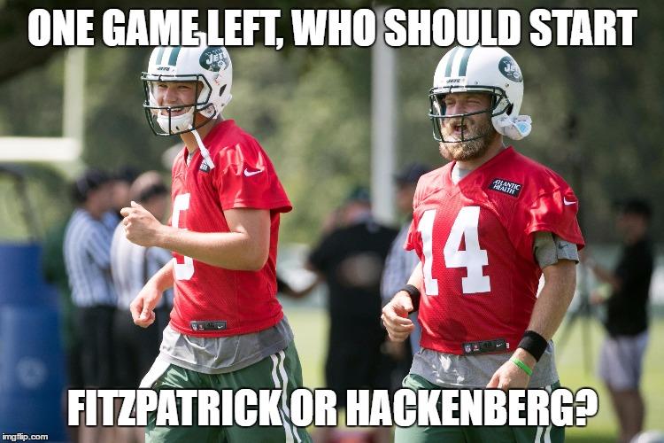 Fitz to Start; Hack # 2
