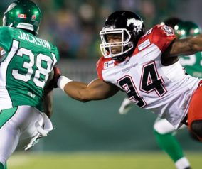 Jets Sign CFL Linebacker Frank Beltre to Reserve/Future Contract