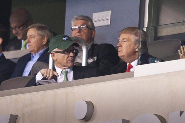 Trump Sends Woody To U.K.; Makes Jets Great Again